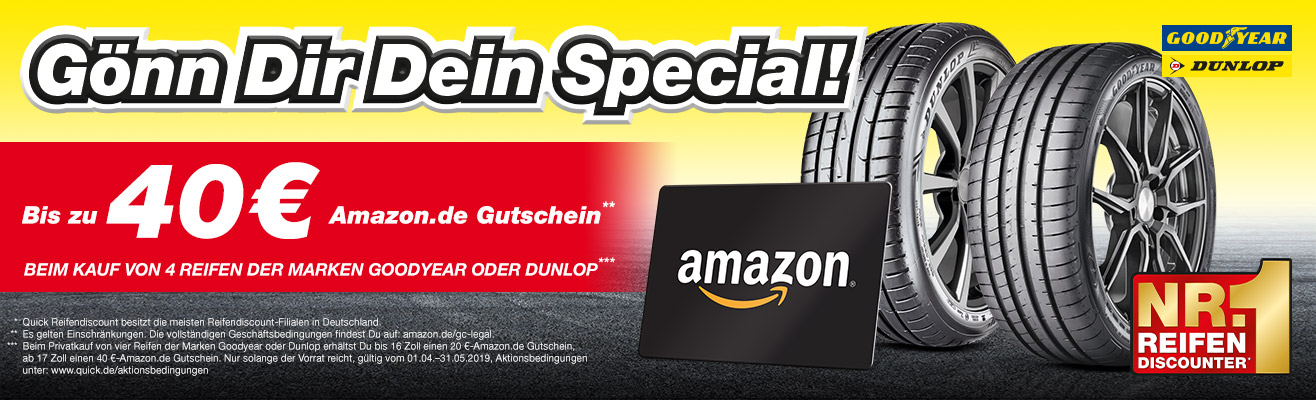 Amazon.de Gutschein Aktion 2019